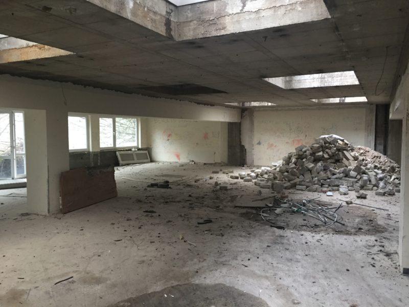 cortenbergh demolition A2M (8)